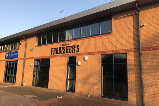 Thumbnail Office for sale in Lustleigh Close, Exeter