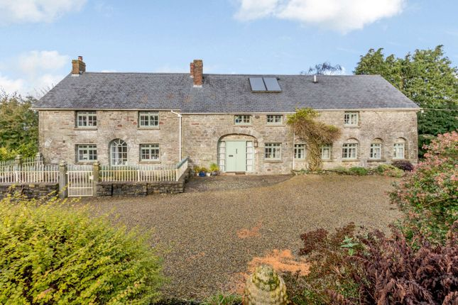 Thumbnail Detached house for sale in Crunns Farm & Pretty Penny Barn, Coxhill, Narberth