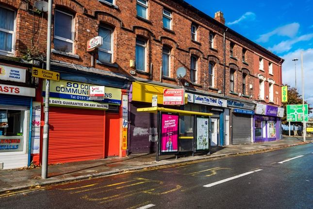 Retail premises to let in County Road, Walton, Liverpool