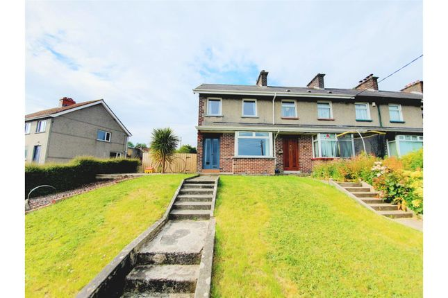 Thumbnail End terrace house for sale in Crescent Gardens, Larne
