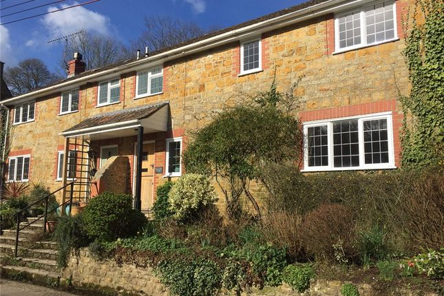 Thumbnail Terraced house to rent in Manor Farm Cottages, Stoke Abbott, Beaminster