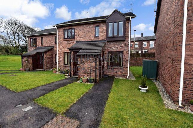 Thumbnail Flat for sale in Hunters Lodge, Blackburn