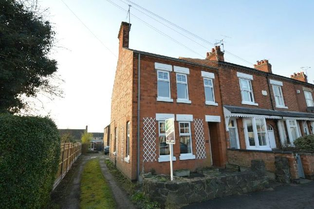 3 bed end terrace house for sale in Cosby Road, Littlethorpe, Leicester