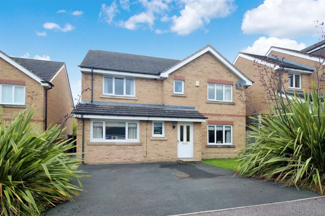 Thumbnail Detached house for sale in Bescot Way, Shipley