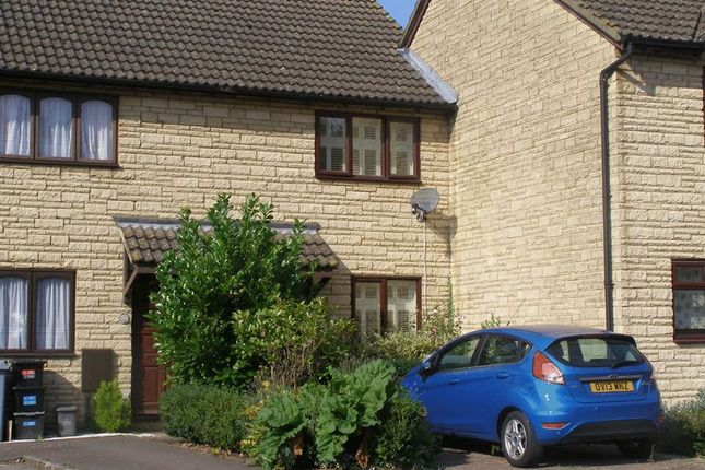 Thumbnail Terraced house to rent in Dovehouse Close, Eynsham, Witney