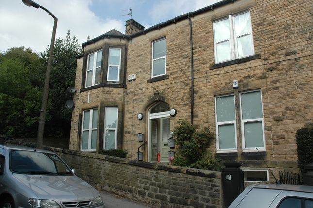 Thumbnail Flat to rent in 18A Newbould Lane, Broomhill, Sheffield