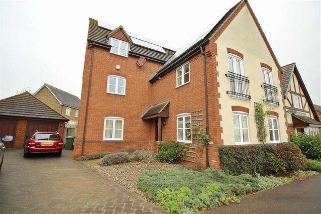 Thumbnail Detached house to rent in Wickstead Avenue, Grange Farm, Milton Keynes