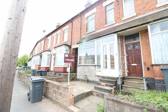 Thumbnail Terraced house to rent in Oxhill Road, Handsworth