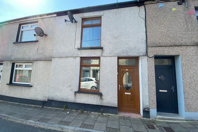 Thumbnail Terraced house for sale in Treorchy -, Treorchy