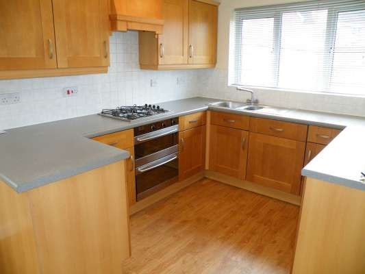 Thumbnail Detached house to rent in Foster Road, Woodston, Peterborough