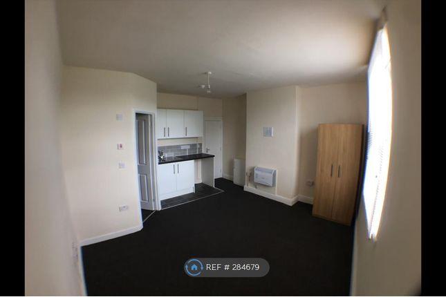 Thumbnail Studio to rent in Claremont Street, Leeds