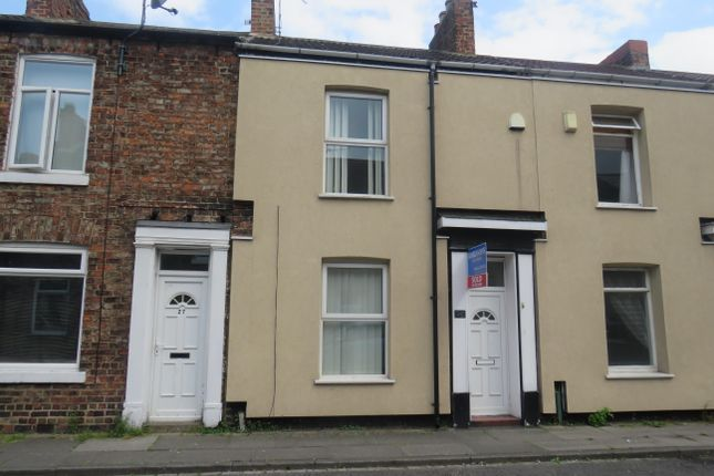 3 bed terraced house to rent in Suffolk Street, Stockton-On-Tees TS18