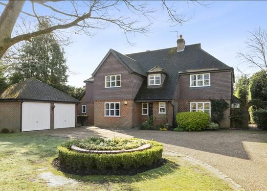 Thumbnail Detached house for sale in Onslow Road, Walton-On-Thames, Surrey