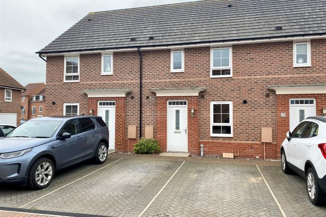 3 bed terraced house for sale in Townhill Square, Fernwood, Newark NG24