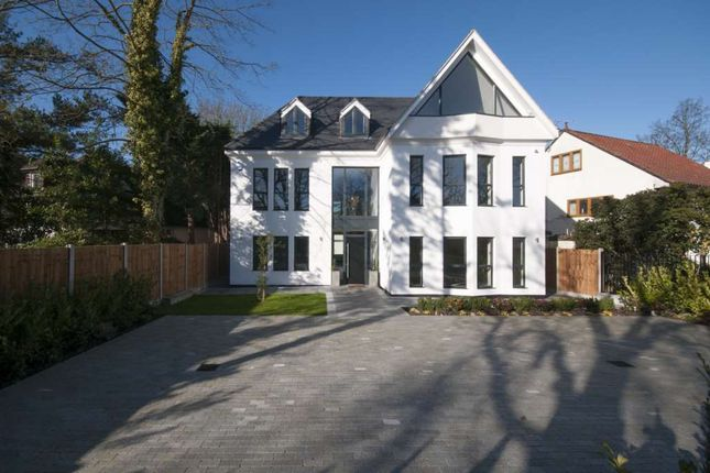 Thumbnail Detached house for sale in Nelmes Way, Hornchurch