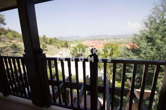 Beautiful Villa In Managvat Near Side - First Floor Balcony