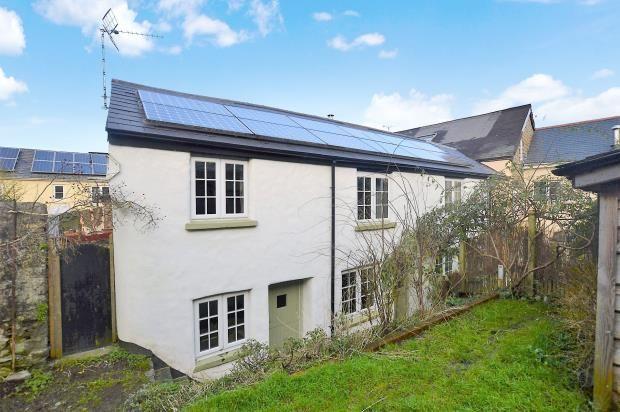 Thumbnail Semi-detached house for sale in Market Street, Buckfastleigh, Devon