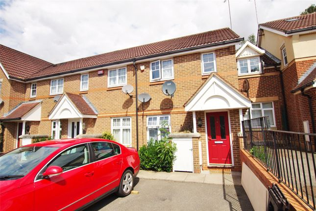Thumbnail Terraced house to rent in Hopwood Close, Watford, Hertfordshire