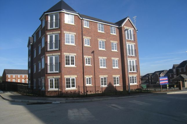 Thumbnail Flat for sale in Murray Avenue, Middleton, Leeds