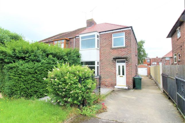 Thumbnail Semi-detached house to rent in Clough Road, Hoyland, Barnsley