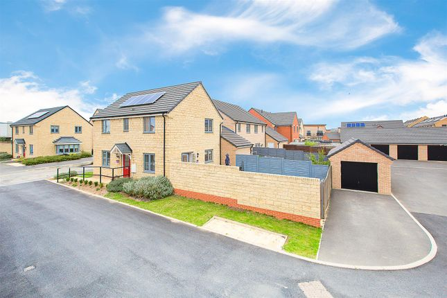 Thumbnail Detached house for sale in Merlin Road, Corby