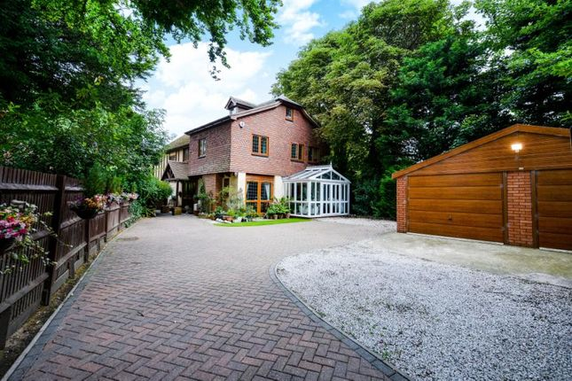 Thumbnail Detached house for sale in Asprey Place, Chislehurst Road, Bromley
