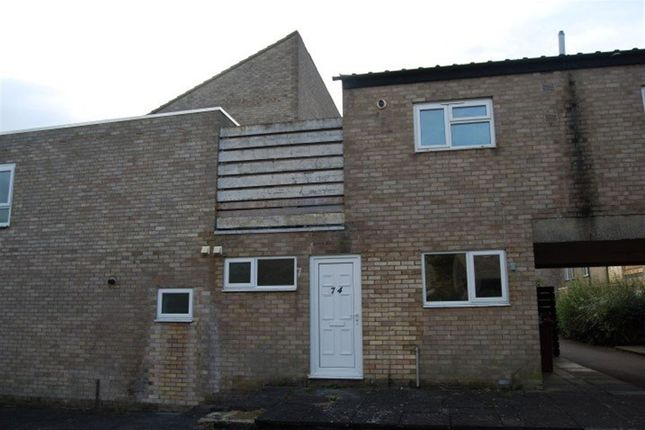 Thumbnail Flat to rent in Epsom Walk, Corby