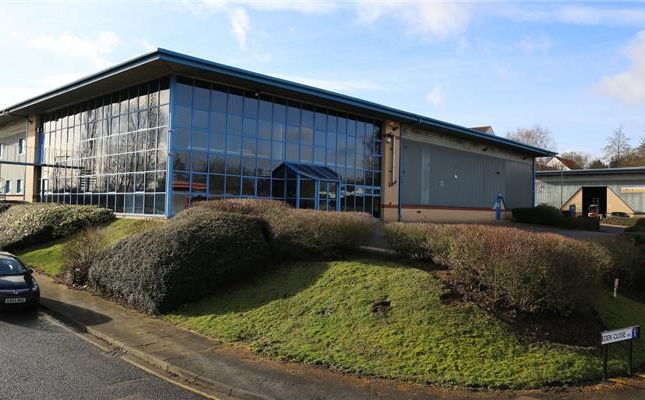 Light industrial to let in Unit 1, Eden Close, Rotherham, South Yorkshire