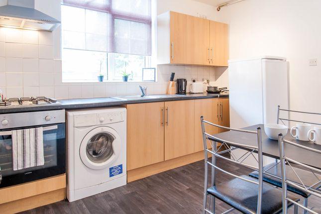 Kitchen of Lord Hills Road, Paddington, Central London W2