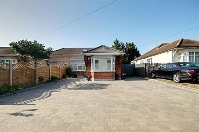 Thumbnail Semi-detached bungalow for sale in Pick Hill, Waltham Abbey