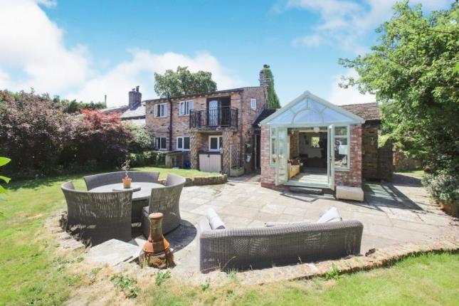 Thumbnail Semi-detached house for sale in Bonis Hall Lane, Prestbury, Macclesfield, Cheshire