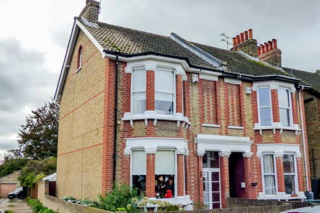 Thumbnail Semi-detached house for sale in Kent Road, Gravesend, Kent