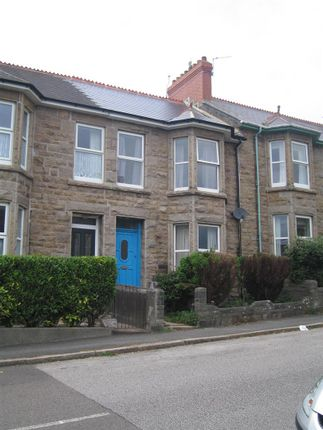 Thumbnail Terraced house for sale in Castle Road, Penzance