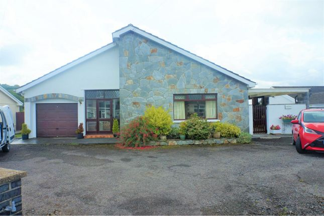 Thumbnail Detached bungalow for sale in Derwydd Road, Ammanford