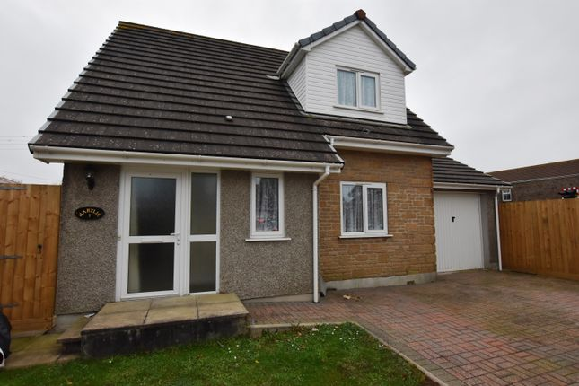 Thumbnail Detached house for sale in Laity Drive, Redruth