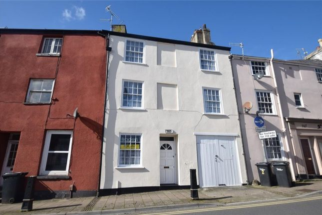 Thumbnail Terraced house for sale in Winner Street, Paignton, Devon
