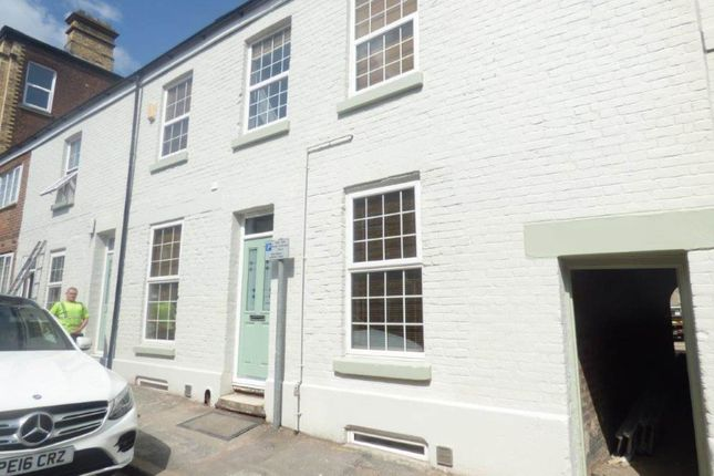 Thumbnail Studio to rent in Cairo Street, Warrington, Cheshire