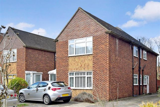Thumbnail Maisonette for sale in Mulgrave Road, South Sutton, Surrey