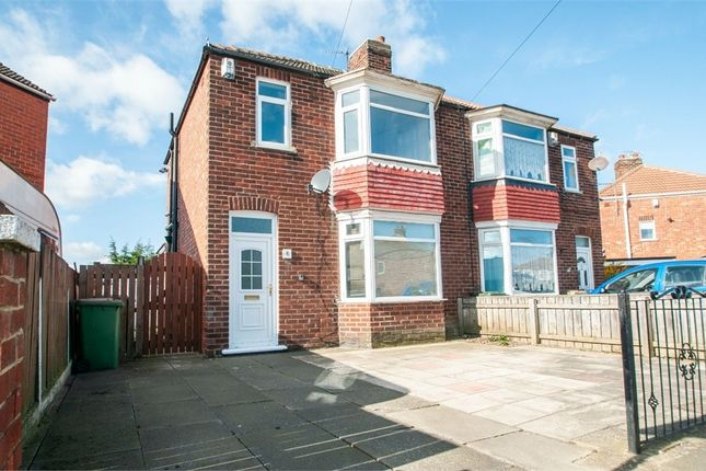 Thumbnail Semi-detached house for sale in Staithes Road, Redcar, North Yorkshire