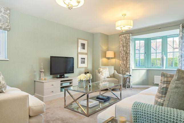 "Thumbnail Detached house for sale in ""Cambridge"" at Park View, Butt Lane, Thornbury, Bristol"