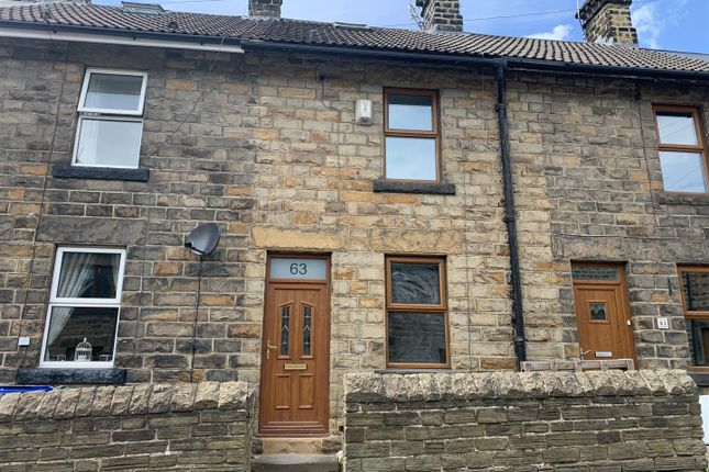 3 bed terraced house to rent in High Street, Silkstone, Barnsley S75