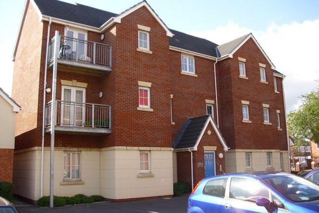 Thumbnail Flat to rent in Watkins Square, Llanishen, Cardiff