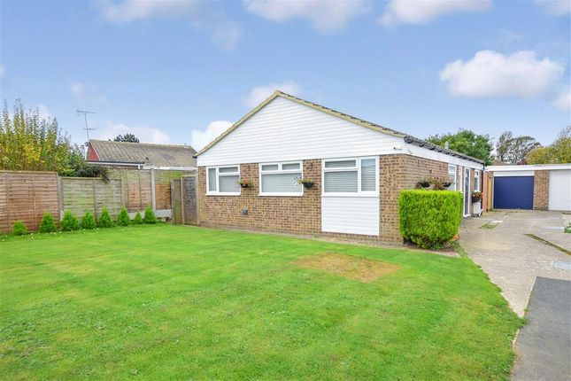 Thumbnail Detached bungalow for sale in Short Furlong, Littlehampton, West Sussex