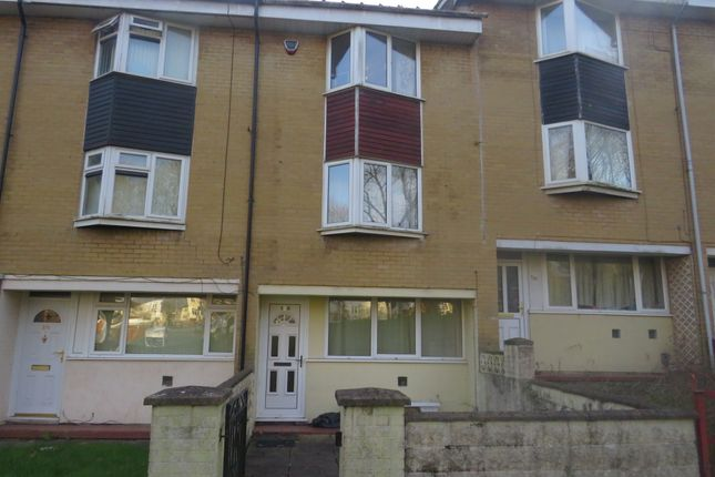 Thumbnail Town house for sale in Wern Goch East, Llanedeyrn, Cardiff