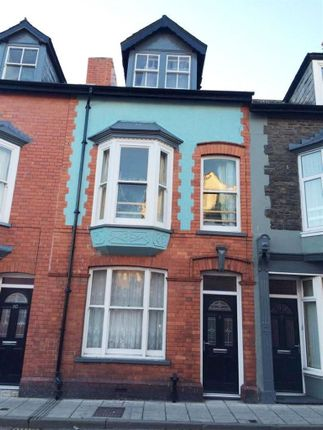 Thumbnail Property to rent in Thespian Street, Aberystwyth