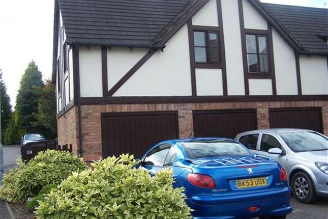 1 bed maisonette to rent in Silver Birch Drive, Hollywood, Birmingham