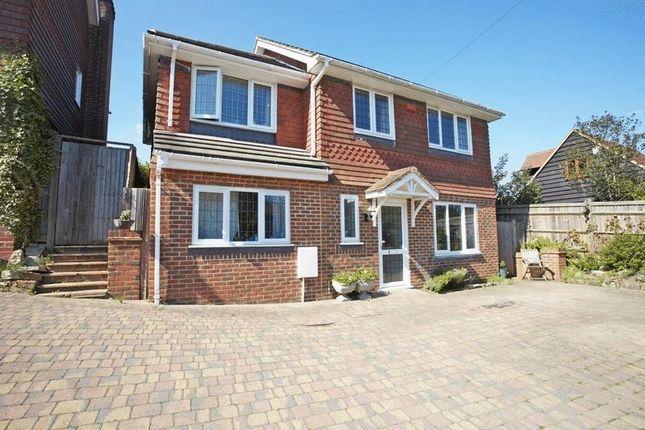 Thumbnail Detached house for sale in Long Mill Lane, Plaxtol, Sevenoaks