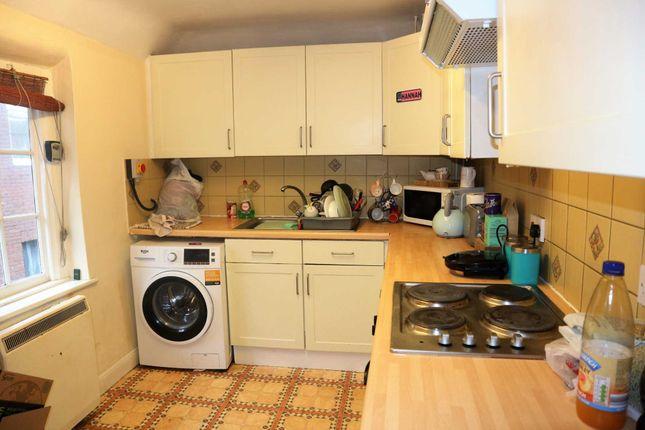 Thumbnail Flat to rent in Church Street, St. Pauls, Canterbury