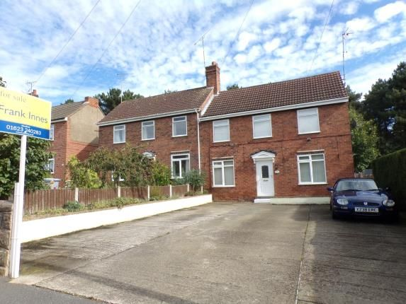 3 bed semi-detached house for sale in Sherwood Avenue, Blidworth, Mansfield