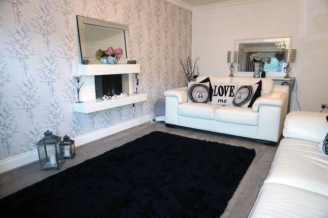 Lounge of Alder Crescent, Greenhills, East Kilbride G75